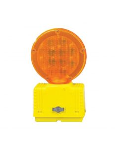 LED Flashing Barricade Light