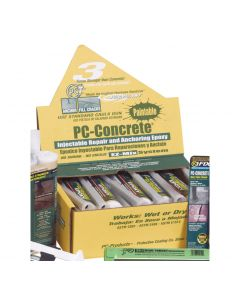 PC Concrete Counter Box Display