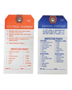 Service Tags for Electrical