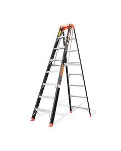 Little Giant MicroBurst 8' Step Ladder