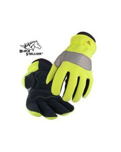 HI-VIS Safety Work Gloves