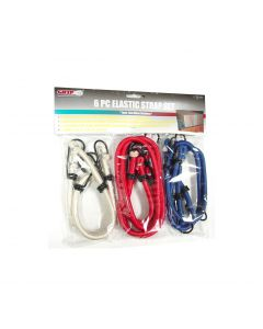 6 PC Bungee Cord Set
