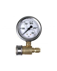 5000 PSI Pressure Washer Gauge