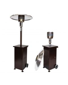 Rhino Bronze 4070 Collapsible Patio Heater