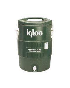 10 Gallon Green Igloo Water Cooler