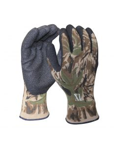 Camouflage Knit Glove, Large