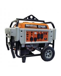 Generac Series XP8000E Portable Generator