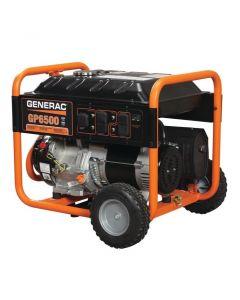 Generac Series GP6500 Portable Generator