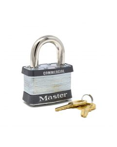 """Master Lock Laminated 5KA Padlock - 2"""" Shackle"""