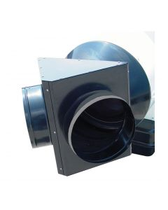 Two Way Duct Adapter