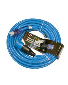 ProLock 12/3 50' Blue Extension Cord