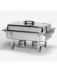 Ensemble 8 QT Rectangular Chafer