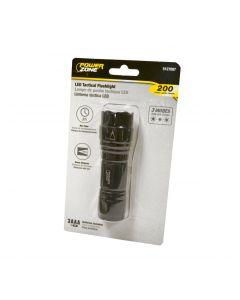 Power Zone, LED Flashlight - F12002