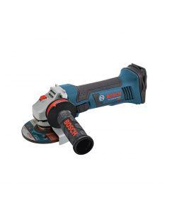 """Bosch 18V 4-1/2"""" Grinder, Bare Tool"""