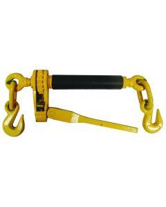 Ratchet Style Quickbinder