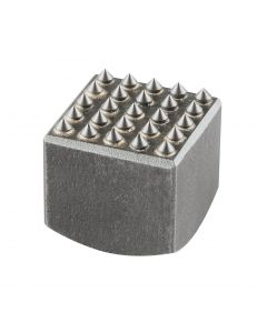 "Bosch 2"" x 2"" Square Carbide Brushing Head"