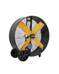 """Master 36"""" Belt-Driven Drum Fan"""