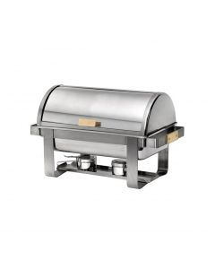 8 qt Roll Top Chafer