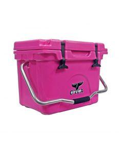ORCA 20-Quart Pink Cooler