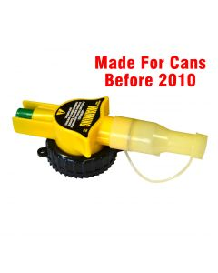 No-Spill Nozzle Assembly, Fits ONLY No-Spill Cans Prior to 2010