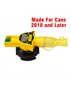 No-Spill Nozzle Assembly, Fits ONLY No-Spill Cans 2010 and Later
