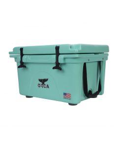 ORCA 26-Quart Seafoam Cooler