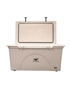 ORCA 140-Quart White Cooler