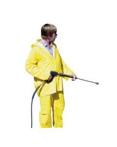 """3pc Rainsuit ... 32"""" Jacket - 4XL"""
