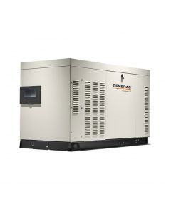 22kW Generac Protector QS Series Standby Generator