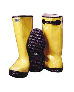Yellow Slush Boot - size 12