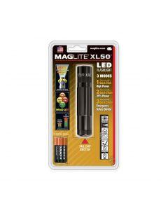 Maglite XL50-3AAA LED - Black
