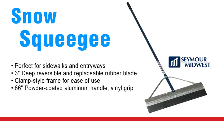 Snow Squeegee